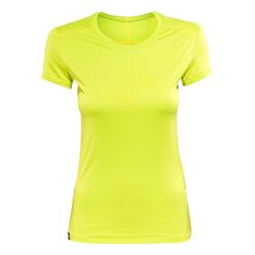 Norrøna /29 tech T-Shirt Women Birch Green/Mellow Yellow